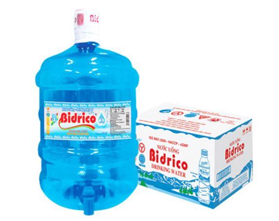 đại lý nước Bidrico quận 3 chất lượng