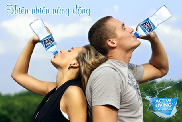 Nước khoáng thiết yếu cho cuộc sống con người